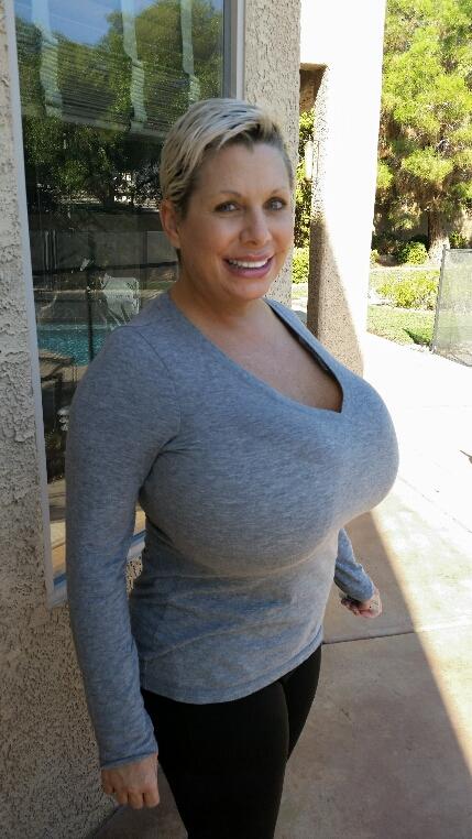 Claudia Marie giant boobs