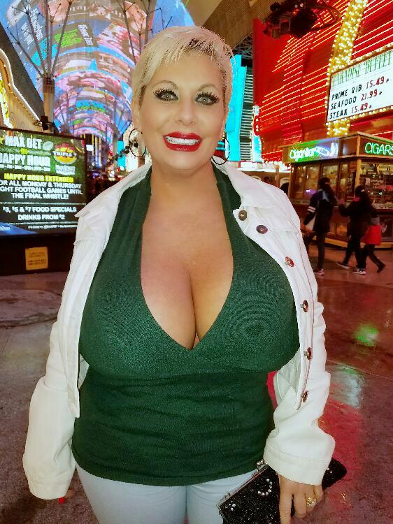 Claudia Marie big tits in Las Vegas