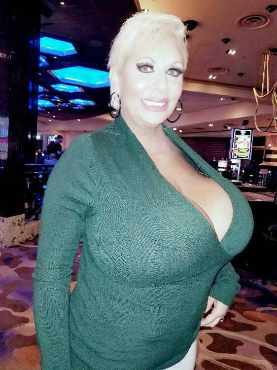 Claudia Marie at The Hard Rock Casino